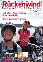 Rückenwind 03/2012 - beim ADFC