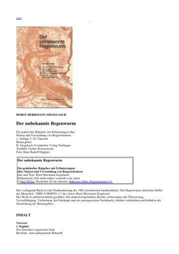 Outstanding Regenwurm Diagramm Arbeitsblatt Festooning ...