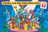 Zambo und das Zahnmännchen - Aktion Zahnfreundlich Schweiz