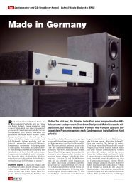 Made in Germany - Schnell Industries