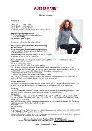 PDF Download - Strickanleitung Modell 12 - Martinas Bastel ...