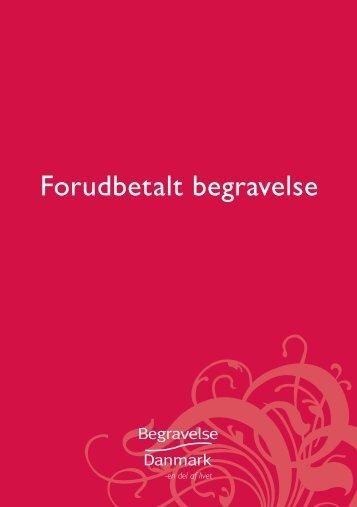 Forudbetalt begravelse - Begravelse Danmark A/S