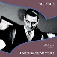 finden Sie das Programm als pdf. Datei. - Stadt Neumünster