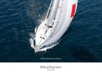 KROATIEN - Ro Charter