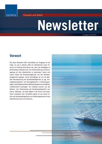 Der gesamte Newsletter steht Ihnen hier als PDF zum Download zur ...