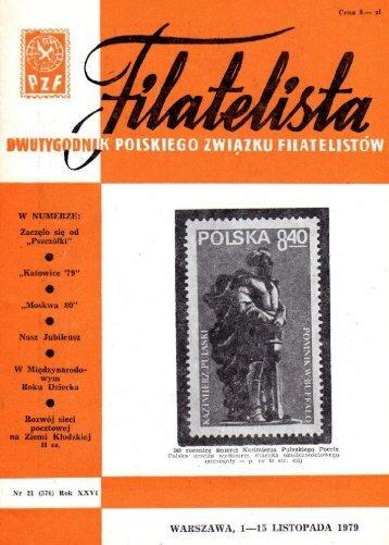 Filatelista 1979.21
