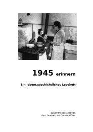 1945 erinnern - Institut für Wirtschafts- und Sozialgeschichte ...