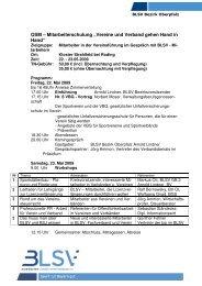 OSM Vereine und Verb. Hand in Hand - blsv