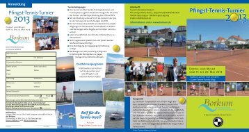 Flyer Borkum 2013.pdf - Tennis-web.net