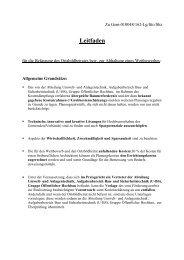 Leitfaden - Kammer der Architekten und Ingenieurkonsulenten