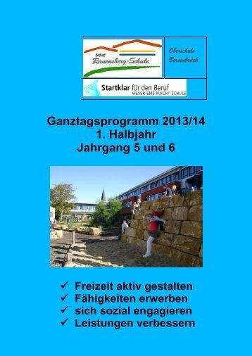 Ganztagsprogramm 2013-14 5 u 6.pdf - Von-Ravensberg-Schule