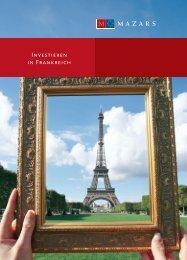 Investieren in Frankreich.indd