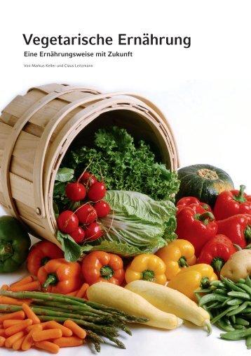 Vegetarische Ernährung - Justus-Liebig-Universität Gießen