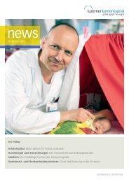 Newsletter 1/2013 - Luzerner Kantonsspital