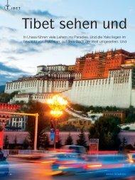 Tibet sehen und - Travel Service Asia