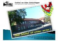 Umgestaltung Schulhof