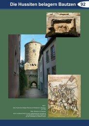 Die Hussiten belagern Bautzen 92 - Via Regia