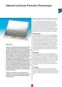 Vacupor® Vakuum Isolations Paneele - Eco2.de - Seite 4