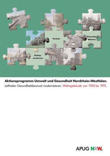 Leitfaden Gesundheitsbewußt modernisieren - Siegwart, Michael