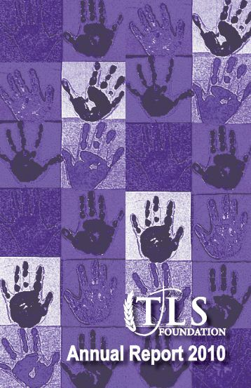 Annual Report 2010 - Topeka Lutheran School