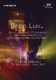 Gran Lux. - DISTRUKTUR