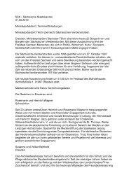 SSK - Sächsische Staatskanzlei 31.05.2010 Ministerpräsident ...