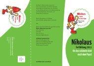 Nikolaus Fortbildung 2011 für das schönste Amt ... - Bonner Münster