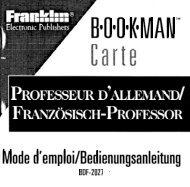 BDF-2027 - - Produktinfo.conrad.com