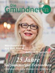 Gmunderin 2012.pdf - Die Oberösterreicherin