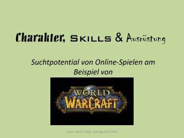 Charakter, Skills & Ausrüstung - CVJM Leipzig