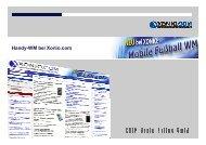 Handy-Wm bei Xonio.com