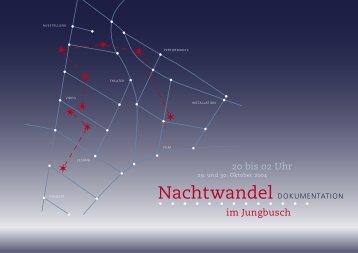 Nachtwandel 2004 - Nadja Encke