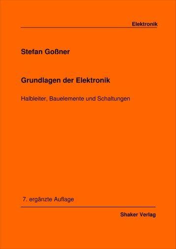 Gesamttext (7.Auflage) - Prof. Goßner