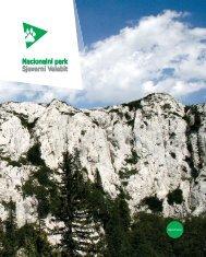Nationalpark Nordvelebit, Broschüre [PDF 4,9 MB] - Nacionalni park ...