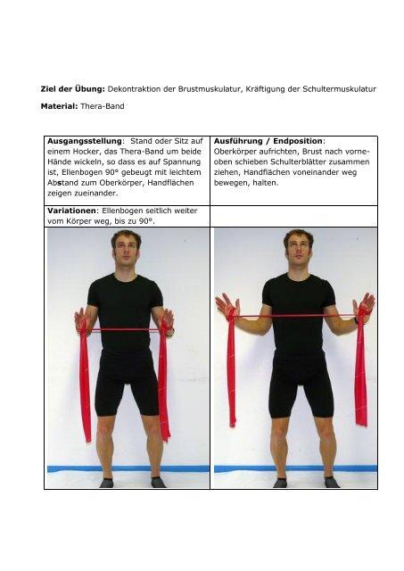 Schwimmspezifische allgemeine Athletik - Daniel Wienbreier