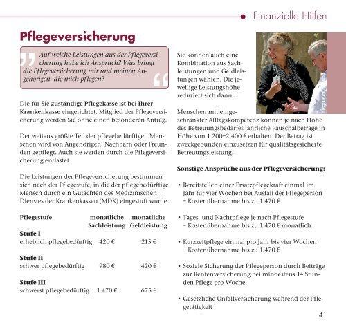 """Pflegeversicherung - Bocholt"