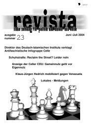 Direktor des Deutsch-Islamischen Instituts verklagt Antifaschistische ...