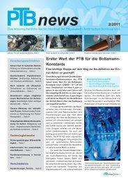 news2011_2d - PTB