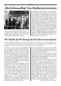 Info-Blatt Stadtseniorenrat 2. Ausgabe 2005 ... - Stadt Nürnberg - Seite 2