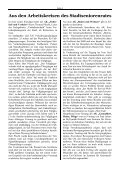 Info-Blatt Stadtseniorenrat 2. Ausgabe 2005 ... - Stadt Nürnberg - Seite 4