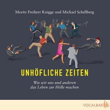 Booklet - Moritz Freiherr Knigge