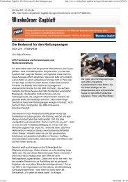 Die Bratwurst für den Rettungswagen - DRK Erbenheim