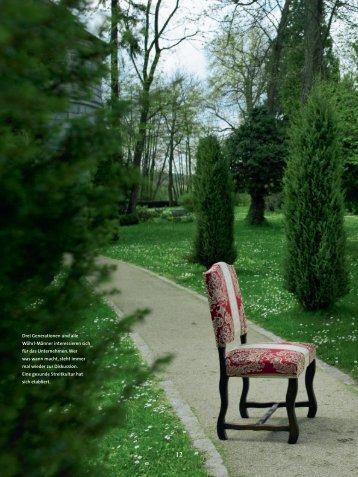Beitrag als PDF - WIR | Das Magazin für Unternehmerfamilien