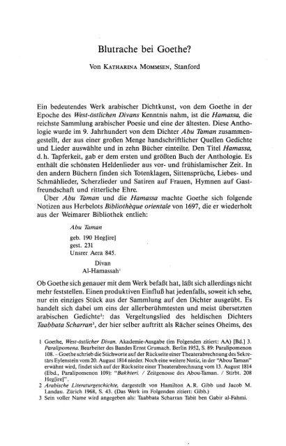 Text (pdf) - von Katharina Mommsen
