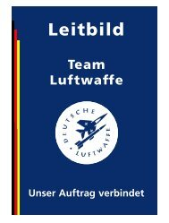 Leitbild Luftwaffe ( PDF , 48,9 kB)