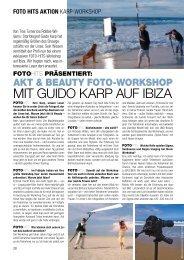 MIT GUIDO KARP AUF IBIZA - guido karp photography