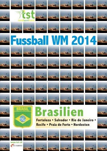 Fussball WM 2014 Brasilien