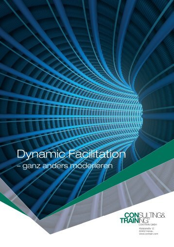 Dynamic Facilitation - Contrain GmbH
