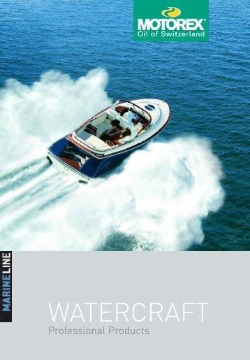 WATERCRAFT - Motorex