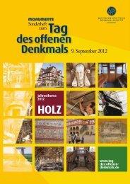 Als Impression finden Sie das Heft von 2012 hier. - Tag des offenen ...